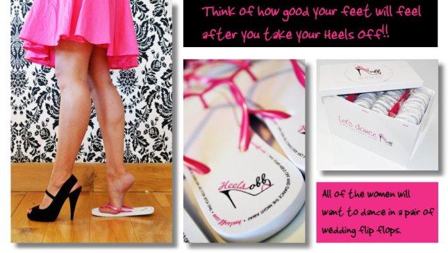 wedding-flip-flop-basket-heels-off